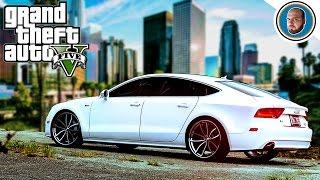 GTA 5 MOD VITA REALE: Nuova Audi A7 + aggiustiamo la POLO!