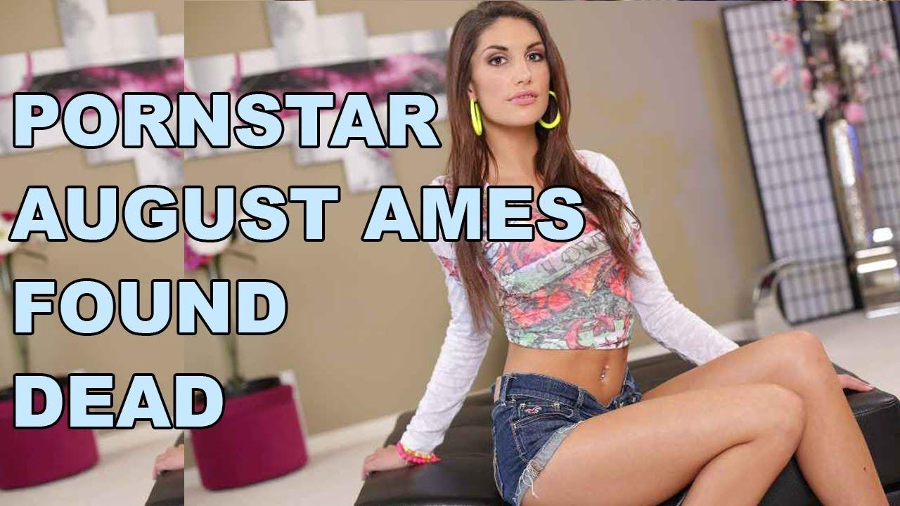 Pornstar August Ames Found Dead - YouTube