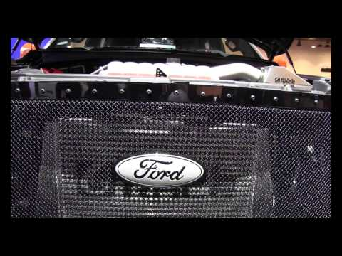 Ford Booth Tour