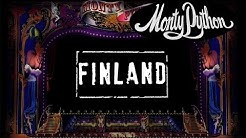 Monty Python - Finland (Official Lyric Video)