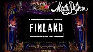 Monty Python - Finland (Official Lyric Video)