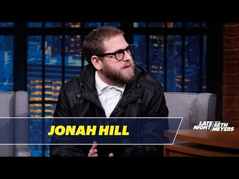 Jonah Hill Tells the Backstory of the SNL Character Adam Grossman