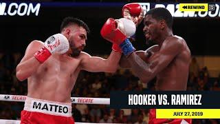 FULL FIGHT | Maurice Hooker vs. Jose Ramirez (DAZN REWIND)