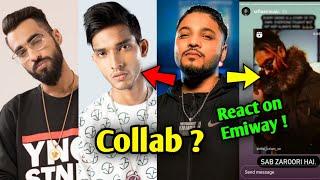 Raftaar Collab with Youngstunners ?   Raftaar React on Emiway Bantai !