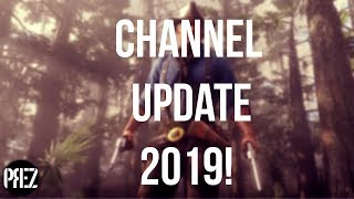 Channel Update Video For 2019! (RDR2 Gameplay)