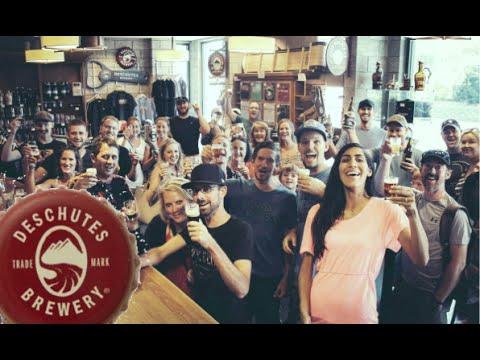Deschutes Brewery Bend Oregon