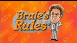 Brule's Rules with Dr Steve Brule - Tim and Eric Awesome Show. Great Job!