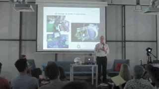 Cybersalon 3D printing event Martin Stevens