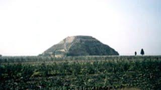¡4300 Jahre Alte Pyramide In China Entdeckt!