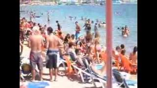 Eilat, Israel #2 - Red Sea beach