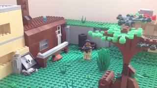 Lego Fortnite stop-motion #1