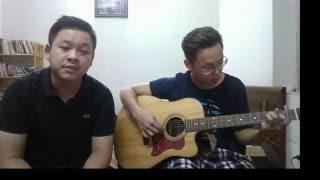 Em cứ đi đi - Khuê ft. Hoàng (guitar acoustic cover)