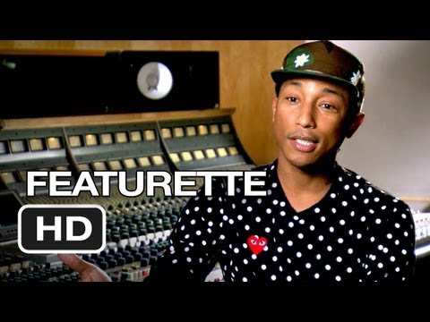 Despicable Me 2 Featurette -  Pharrell Williams (2013) - Animated Sequel HD