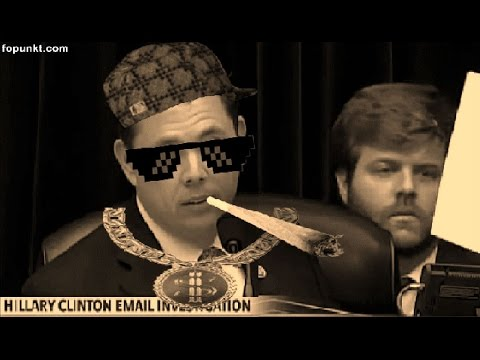 Congress 'just woke up' Thuglife . Jason Chaffetz vs fbi, the Emails Hillary Clinton