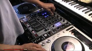 Dj-Tech DDM3000 - Demo by Memy DJ 2/2