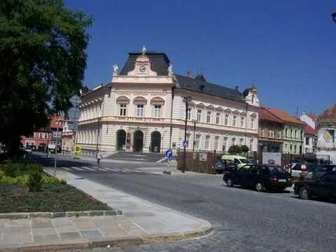 Město Písek - Czech Republic