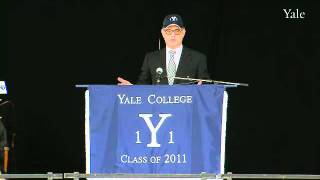 Tom Hanks Addresses the Yale Class of 2011 thumbnail