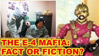 The E-4 Mafia - Action Figure Therapy