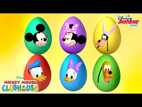The Best Easter Party Ever!   Mickey Mouse Clubhouse   Disney Junior