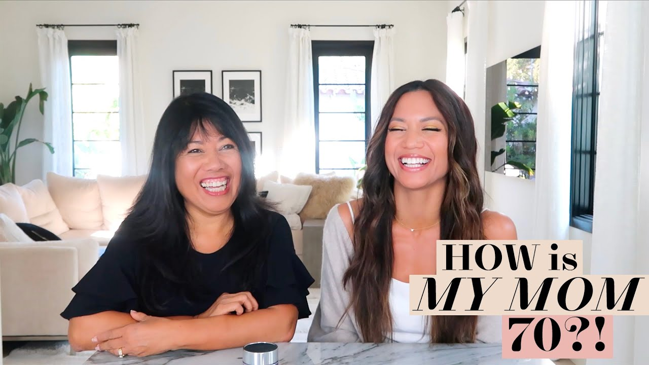 Download I got my mom to spill her anti-aging secrets! HOW IS SHE 70??