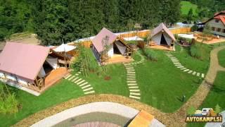Herbal glamping resort Ljubno - www.avtokampi.si