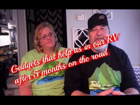 RV Life - Five months in our RV