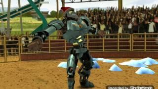 Гладиаторские бои роботов