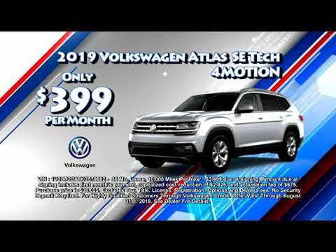 D-Patrick Volkswagen August 2019 Television Ad -