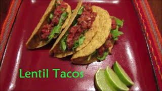 Jen's Lentil Taco Recipe