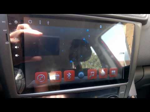 Android Radio im Renault Kadjar (China Import)