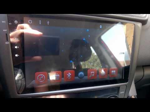 Android Radio im Renault Kadjar (China Import)