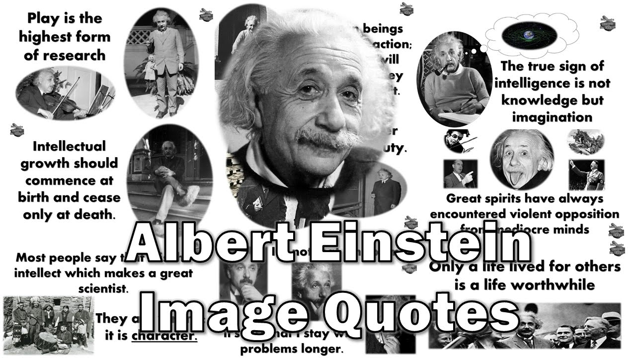 Albert Einstein Quotes About Life Inspirational And Motivational