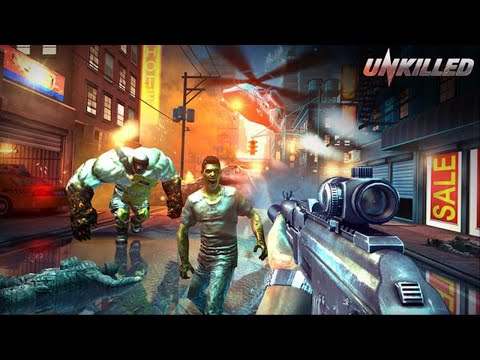 Unkilled (by Madfinger Games) iOS / Android - HD Gameplay Trailer