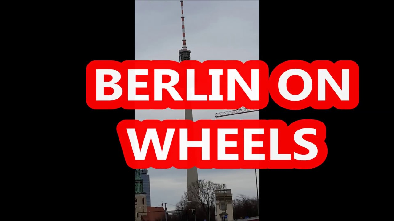 Cities on wheels