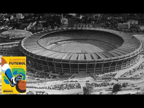 FIFA World Cup 1950 Brazil Stadiums