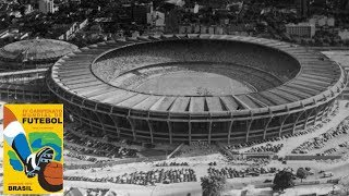 FIFA World Cup 1950 Brazil Stadiums