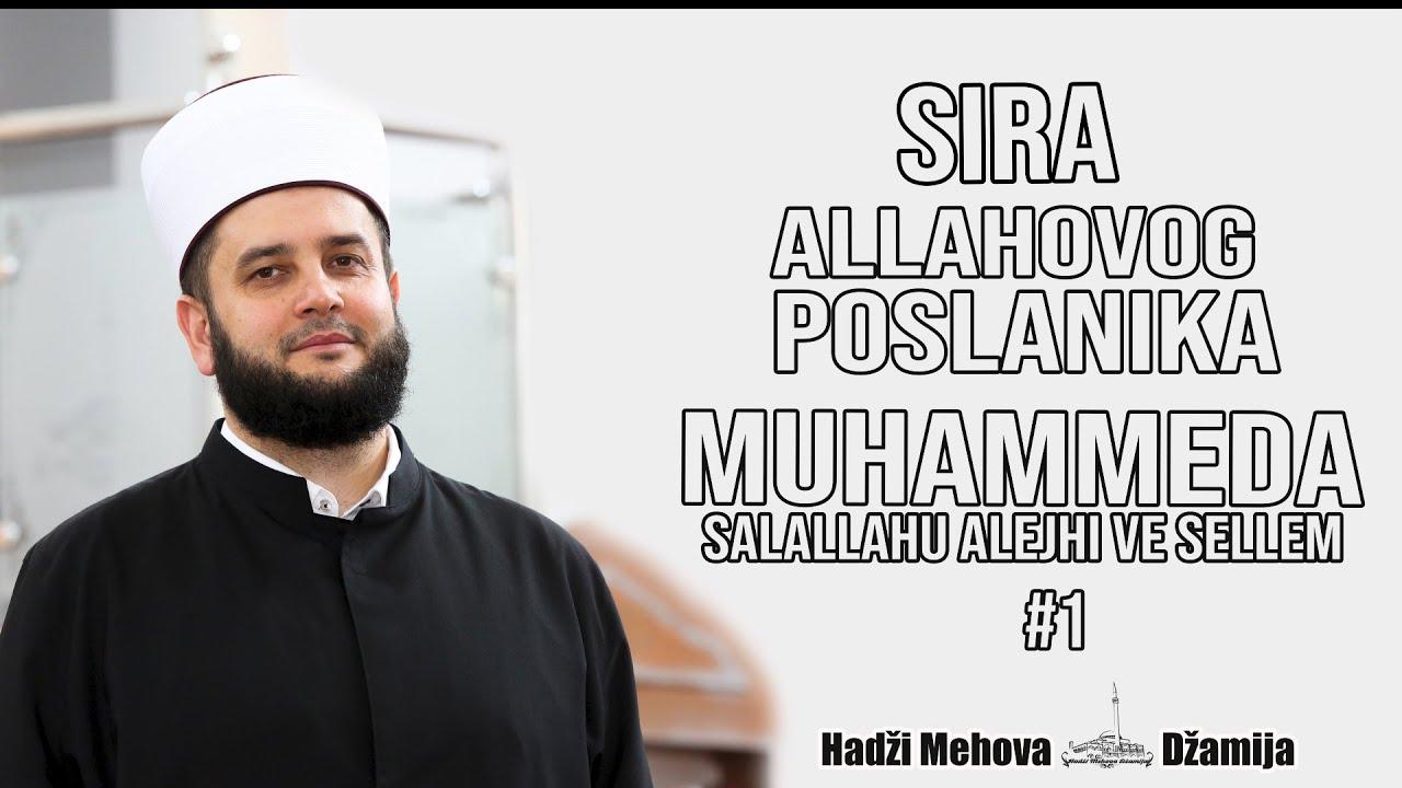 Sira Allahovog poslanika#1⁴ᵏ  mr. Sead-ef. islamović #hadzimehovadzamija