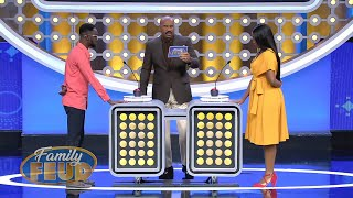 When you call and ask your HUSBAND where am I? | Family Feud Ghana