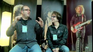 Johnny A Interview  •  NAMM 2012