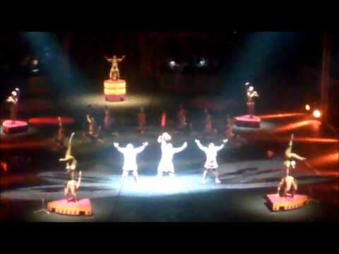 Ringling Brothers Live In Trenton NJ - Sun National Bank Center