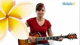 """How to Play """"Breathe (2am)"""" by Anna Nalick on Guitar"""
