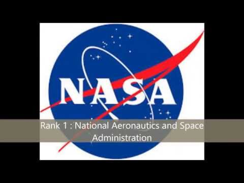 Top 7 Space Agency in the World 2014