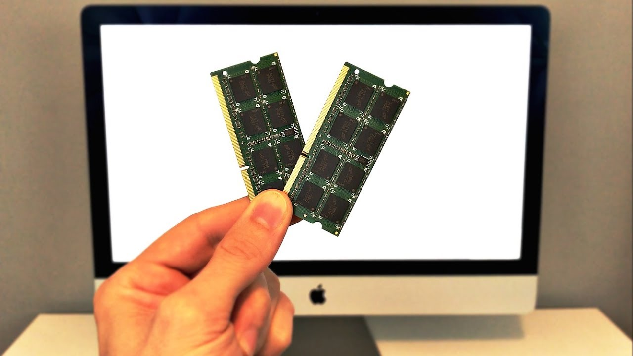 How to Upgrade iMac RAM for Cheap!