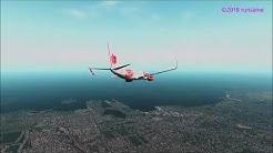 LION AIR 737 Crash at Jakarta [Flight JT610]
