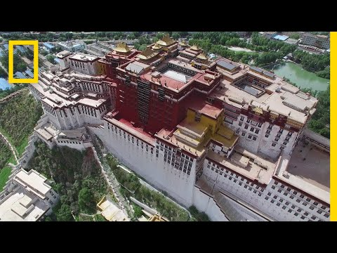 See Potala Palace, the Iconic Heart of Tibetan Buddhism | Na