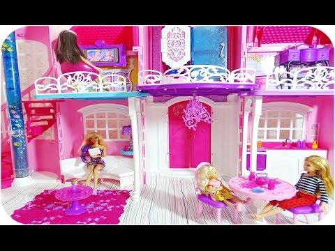 Barbie Malibu House Playset - Barbie Malibu Evi - barbie oyuncakları