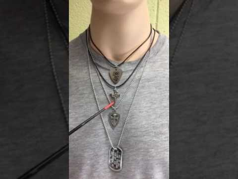 Forgiven Jewelry A Guide To Necklace Lengths
