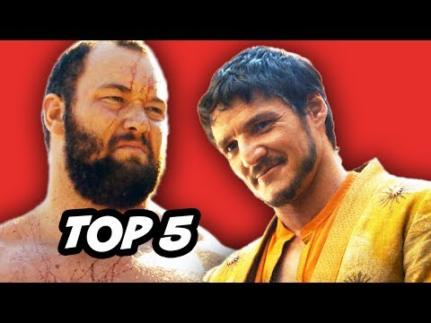 Game Of Thrones Season 4 Episode 8 - Top 5 WTF Moments