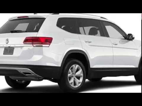2018 Volkswagen Atlas 3 6L V6 S