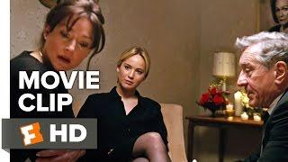 Joy Movie CLIP - Never Speak On My Behalf (2015) - Jennifer Lawrence Drama HD